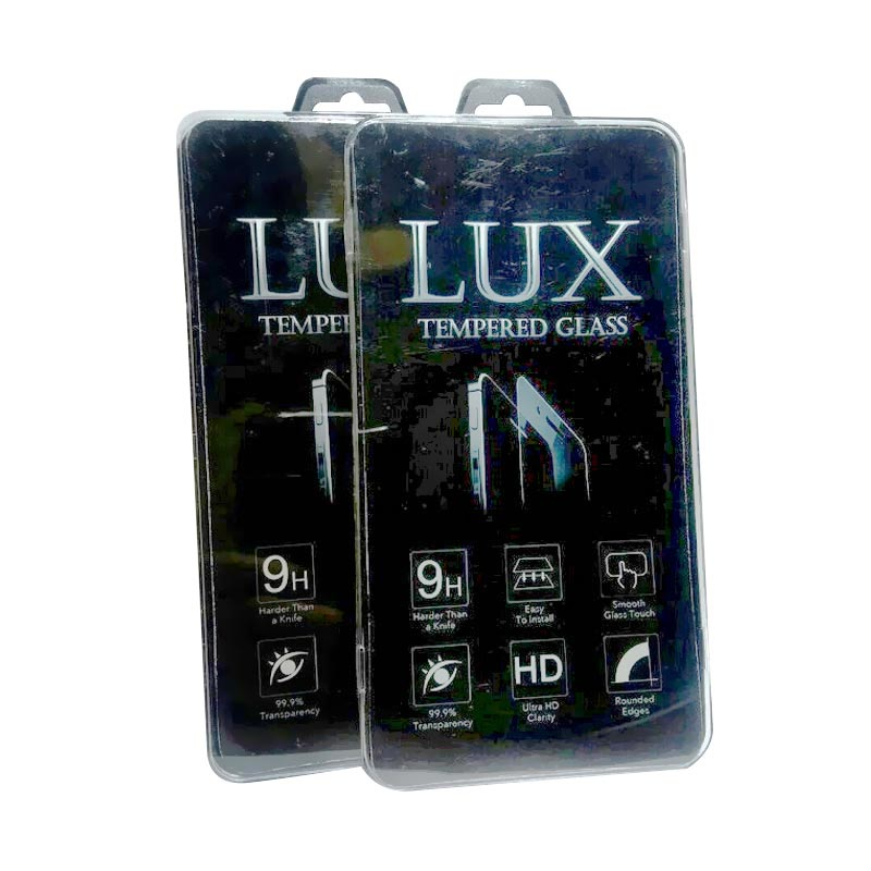 LUX Tempered Glass Screen Protector for Andromax EC / ES