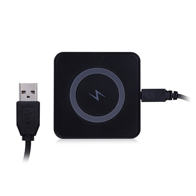 Luxa2 TX-100 Black Portable Wireless Charger Pad
