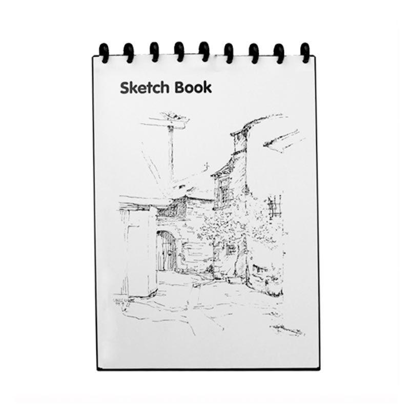 Lyra Buku Sketsa A3