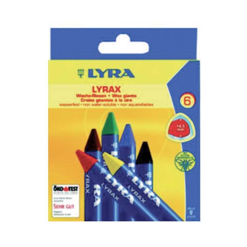 Lyrax Wax Giant 6