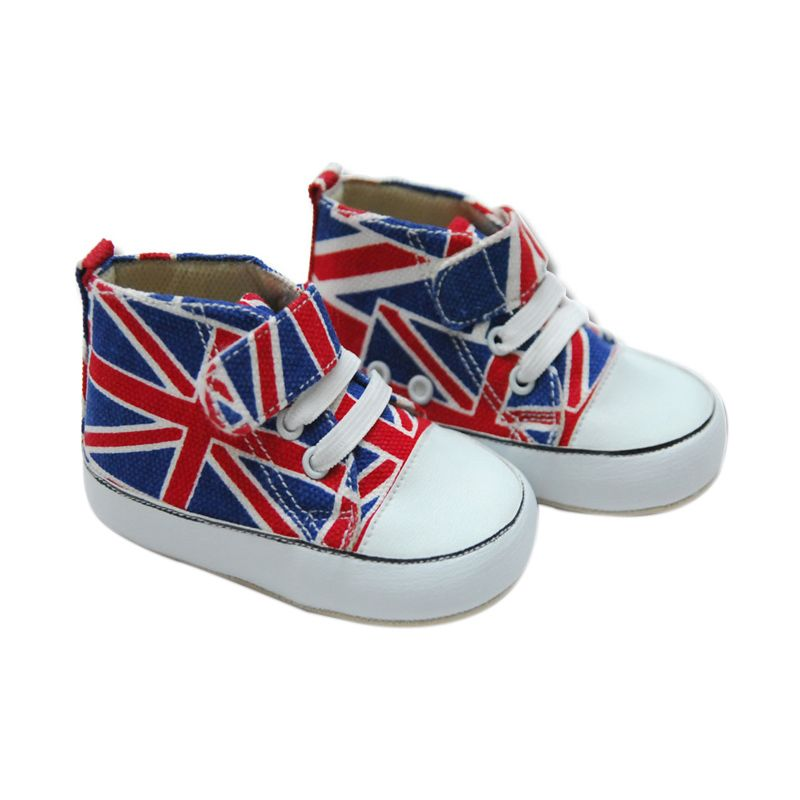 M and M Baby Shoes British Pre Walker Sepatu Bayi
