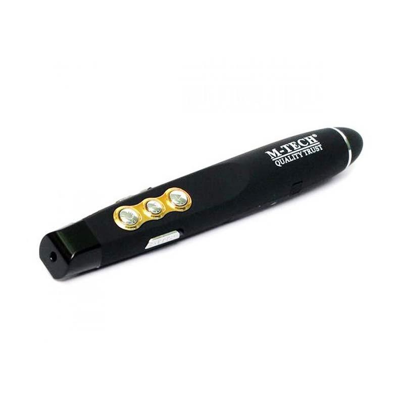M-Tech PP-810 Black Laser Pointer