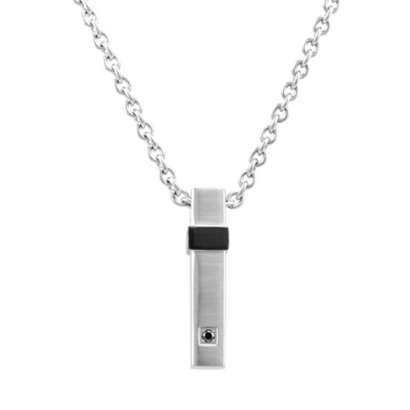 M+Y 775 Silver Pendant MTP & Necklace