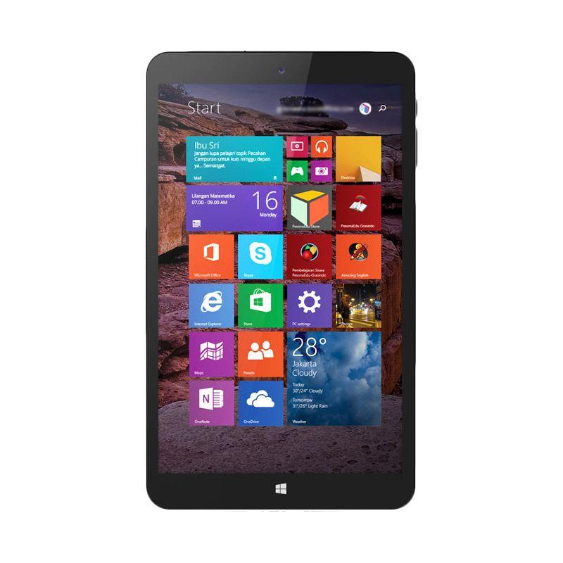 Intel Gramediabook Hitam Tablet [32GB] Extra diskon 7% setiap hari Extra diskon 5% setiap hari