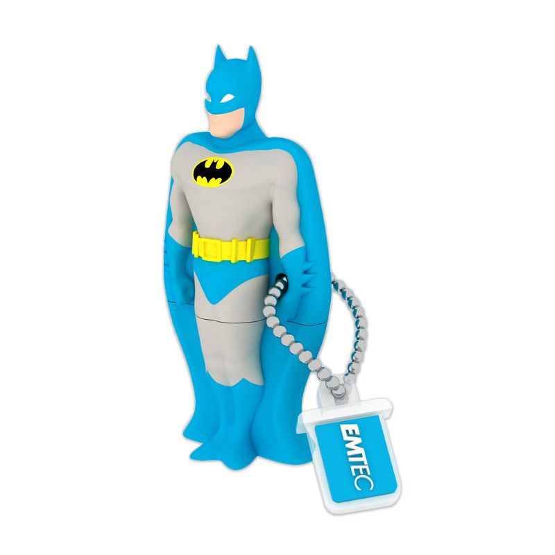 Emtec USB 2.0 Flash Drive 4 GB Batman