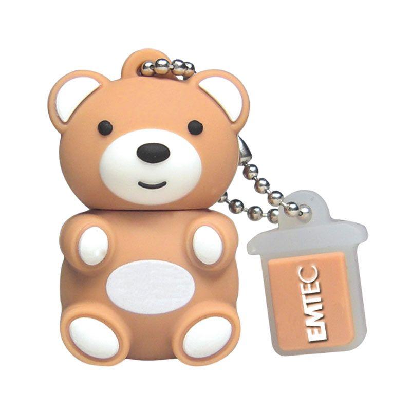 Emtec Flash Drive 8GB Teddy Bear