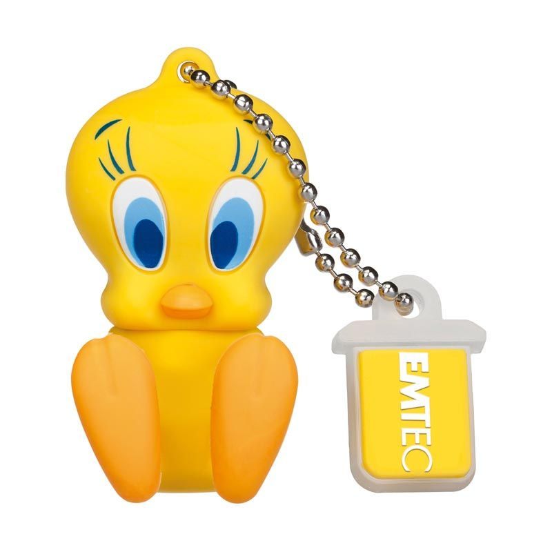 Emtec Looney Tunes Episode 1 L100 Tweety USB Flash Laufwerk 8 GB