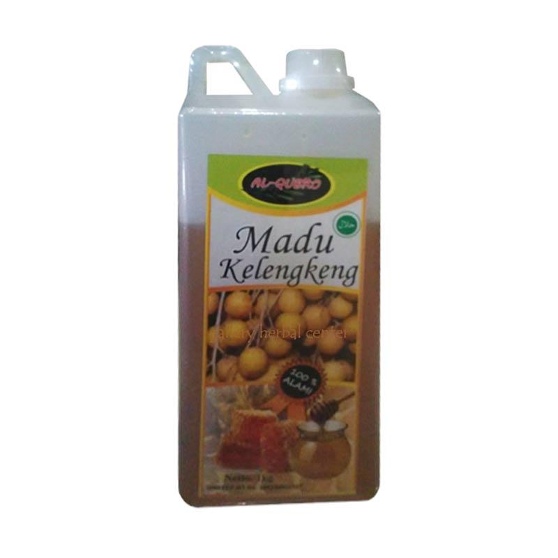 harga Madu Murni Alqubro Nektar Kelengkeng [1 kg] Blibli.com