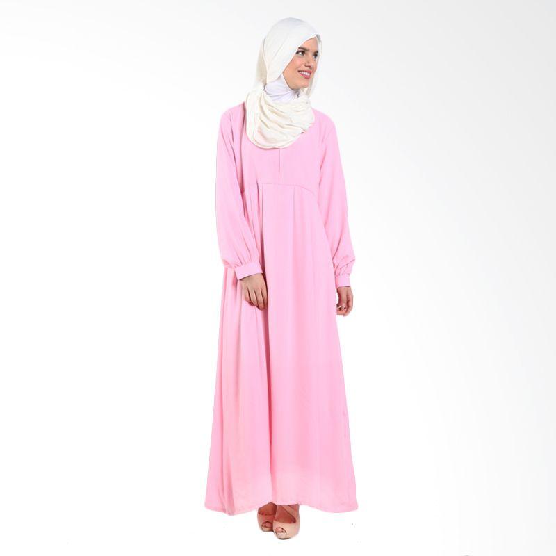 MAE INDONESIA Daily DD 25 Baby Pink Dress Muslim