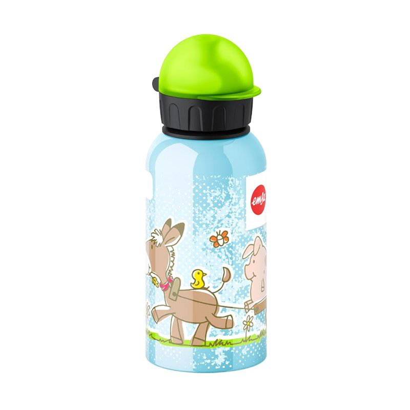 EMSA Drinking Kids Flask Animal Farm Botol Minum
