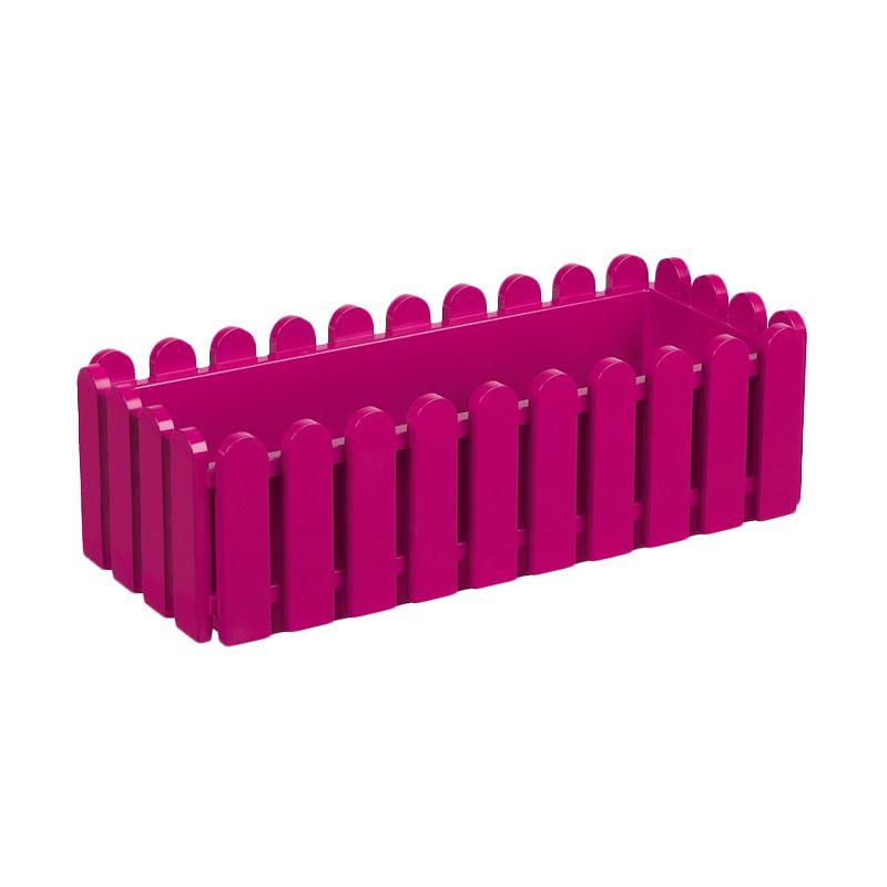 EMSA Landhaus Window Box Pink Pot Tanaman [75 Cm]