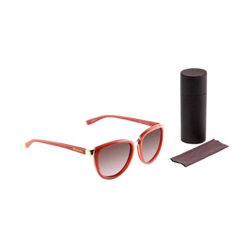 Trussardi Sunglasses 12866 Red