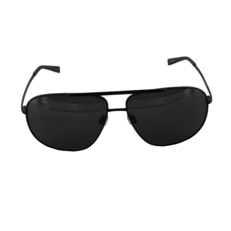 Trussardi Sunglasses...Matt Black
