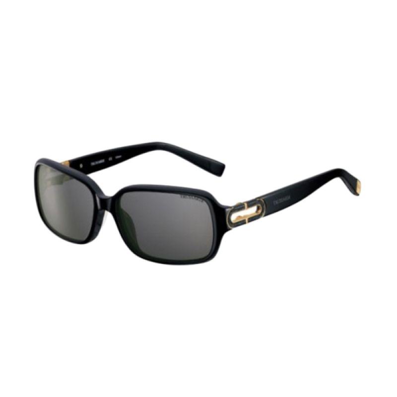 Trussardi TR 12845 BK Black Sunglasses Kacamata