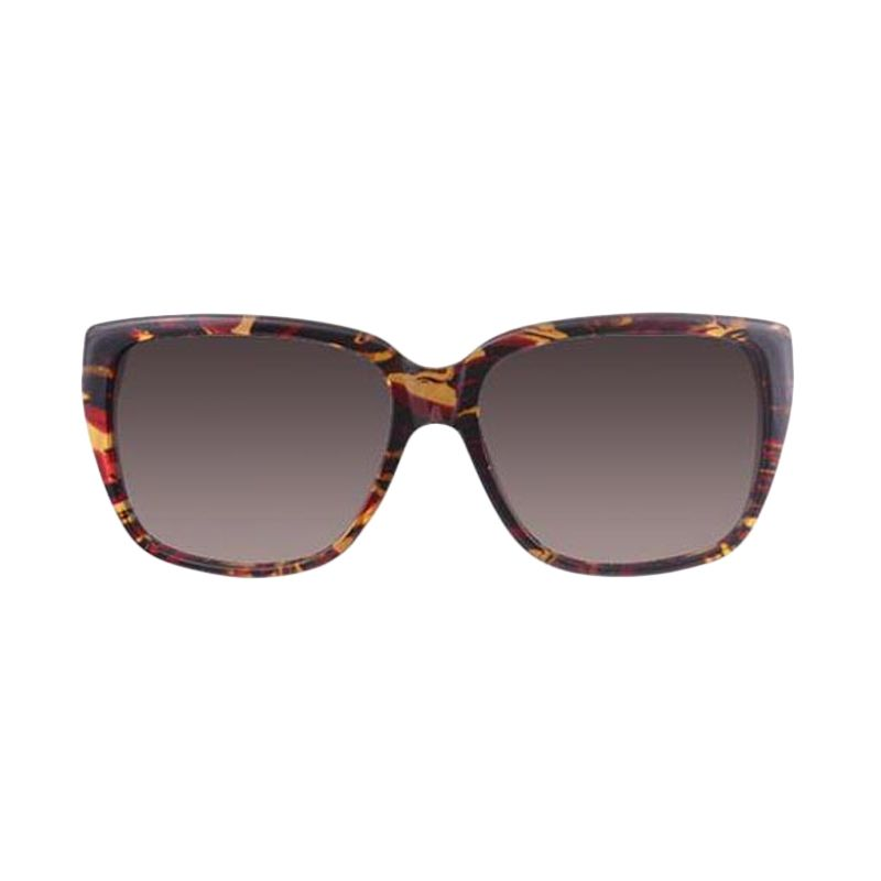 Trussardi Womens TR 12842 RE Red Sunglasses Kacamata