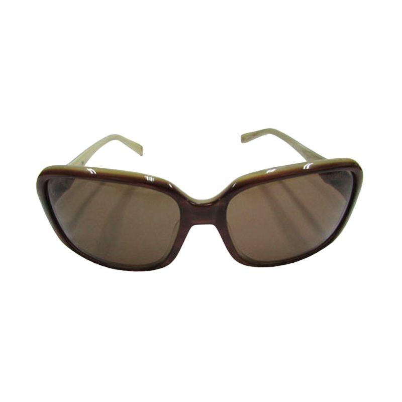 Trussardi Womens TR 12852 BR Brown Sunglasses Kacamata