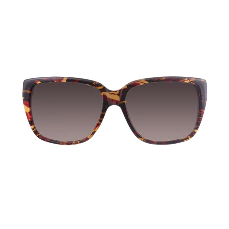 Trussardi Womens TR 12870 RE Red Sunglasses Kacamata