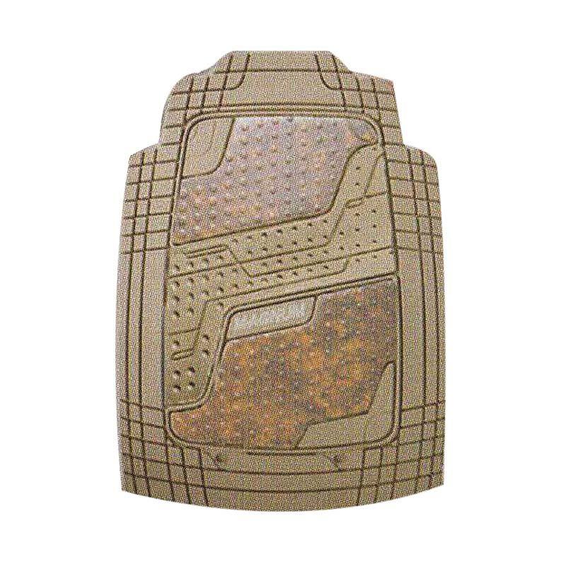 RESELLER PRICE (4 SET) - Magnum Special Edition M 627 - 5B Krem Set Karpet Mobil