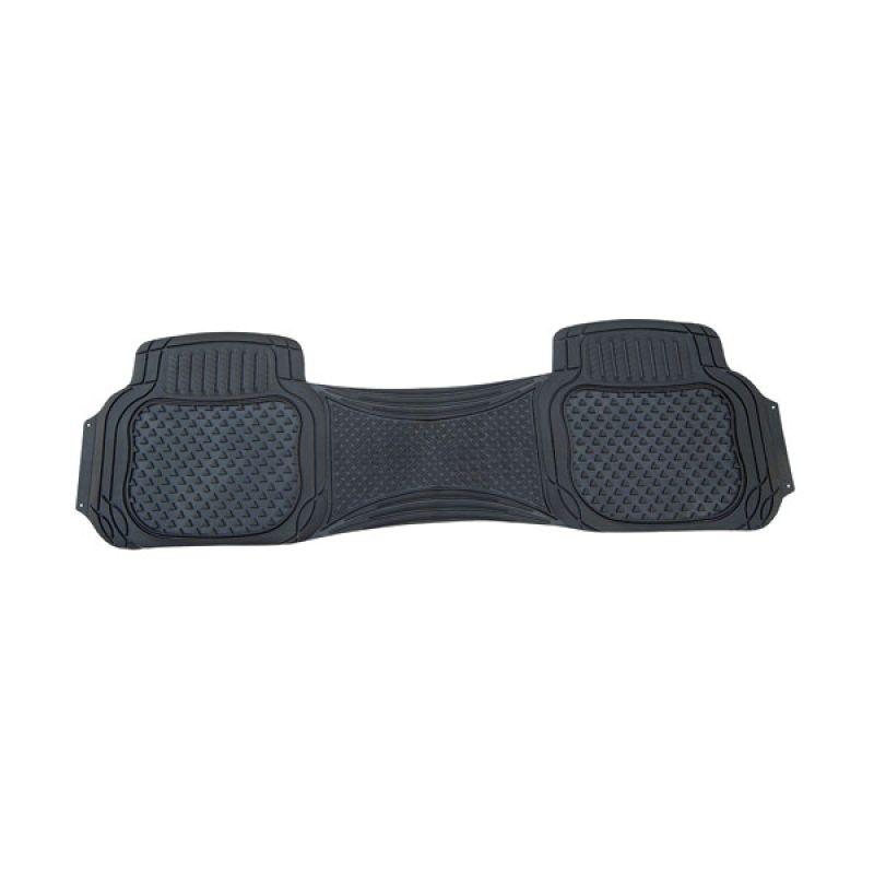 Monster PVC 1PRSSBKD7 Black Set Karpet Mobil [10 Pcs]