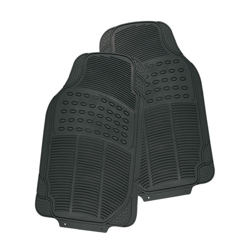 Monster PVC 2PFLRBKD2 Black Set Karpet Mobil [10 Set/20 Pcs]