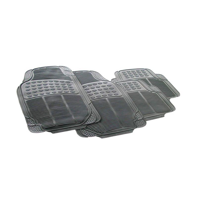 Monster PVC 4PBKD2 Black Set Karpet Mobil [5 Set/20 Pcs]