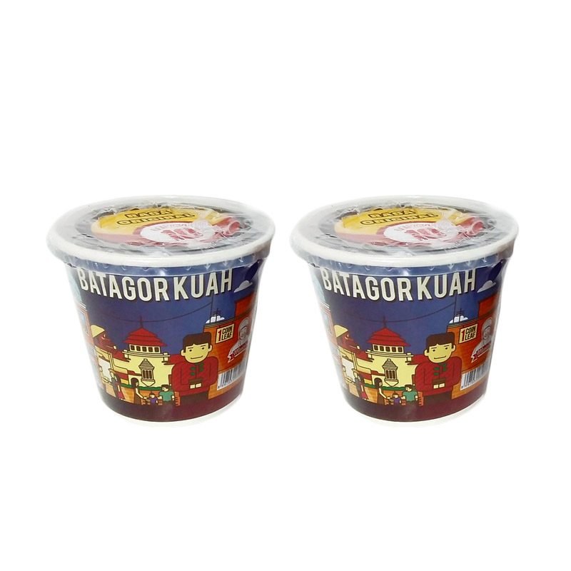 Maicih Original Level 10 Batagor Kuah Instan [2 pcs]
