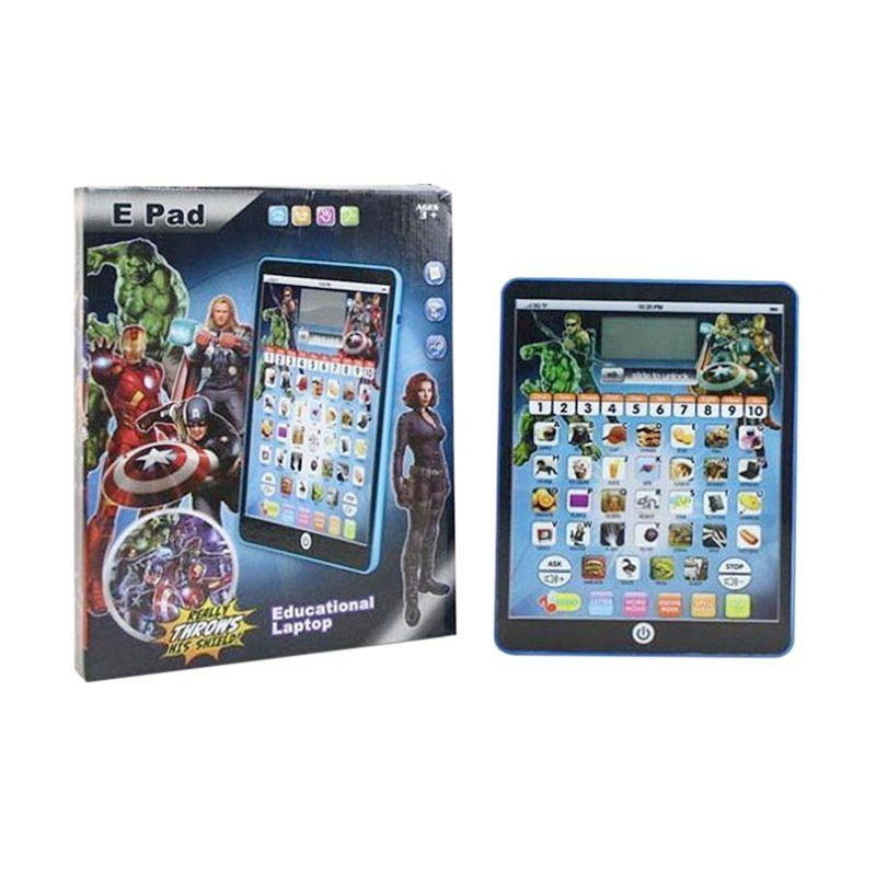 MAO iPad Superhero Mainan Anak