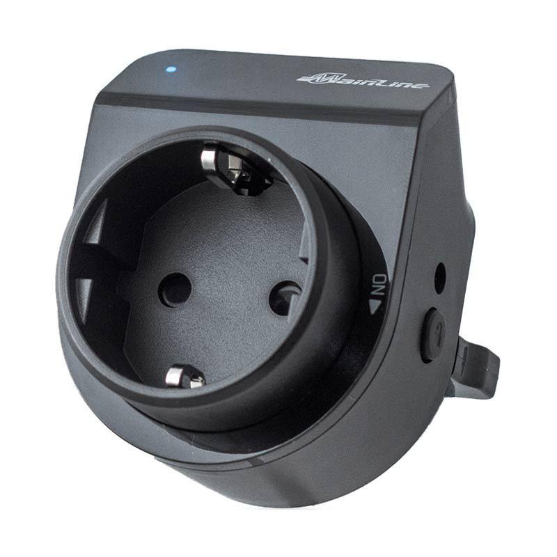 Mainline Black Premium German Socket (2 pin)