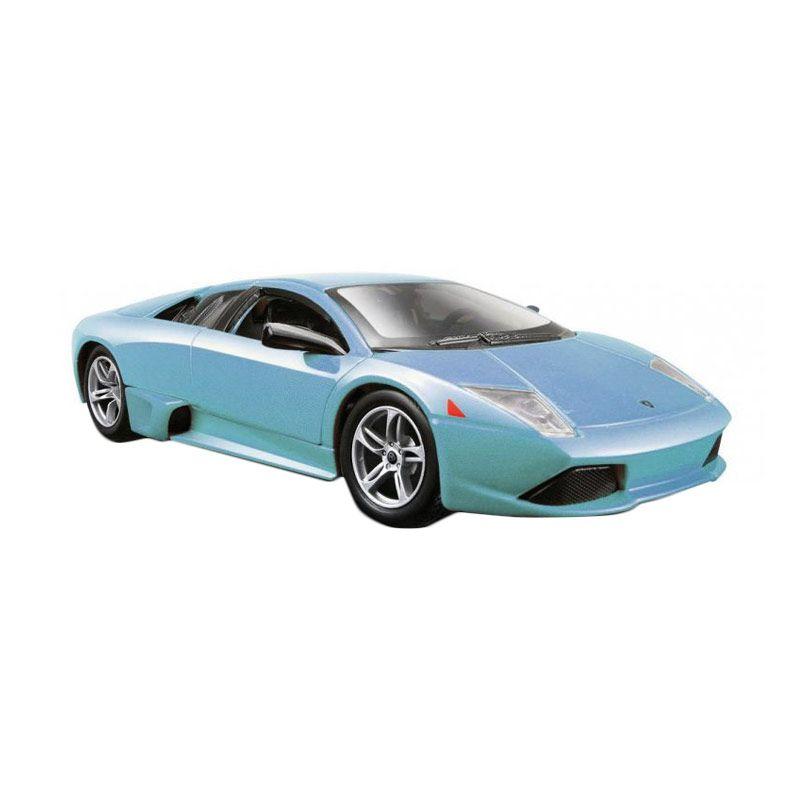 Daily Deals - Maisto - 1:24 Diecast Lamborghini Murcielago LP640 - Biru