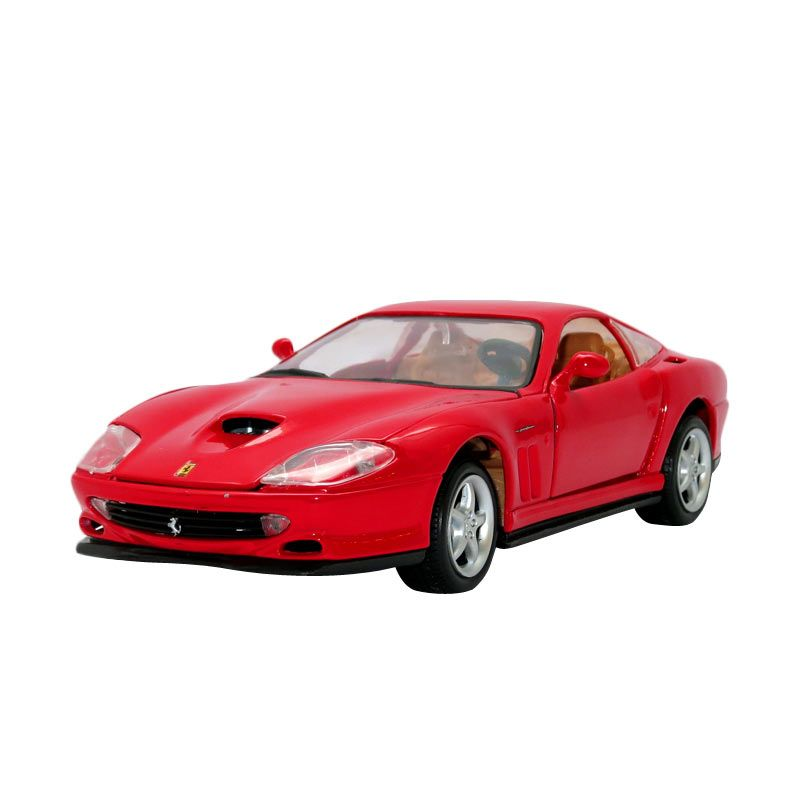 Maisto - 1:24 Ferrari 550 Maranello - Red
