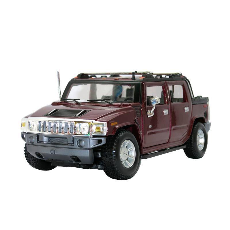 Daily Deals - Maisto - 1:27 2001 Hummer H2 SUT Concept - Brown
