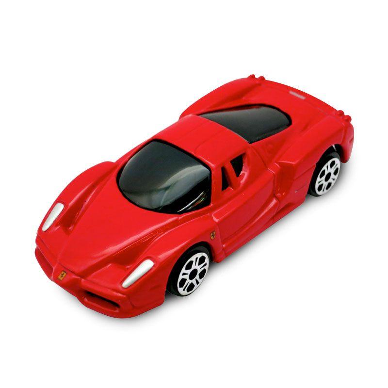 Maisto - 3 inch Ferrari Model Kits 1:64 Assorted - Enzo Ferrari