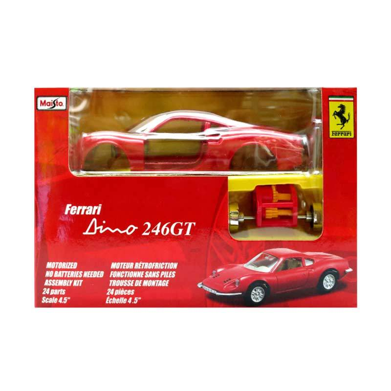 Maisto - 4.5 inch Ferrari Kits Assorted - 246 GT