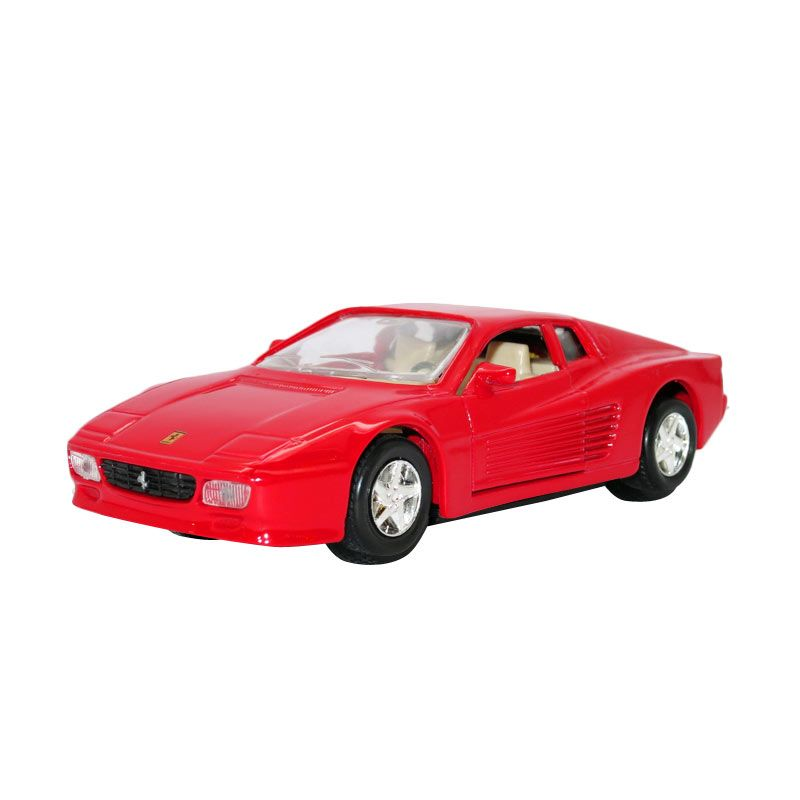 Maisto - 4.5 inch Ferrari Kits Assorted - 512 TR - 1