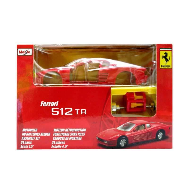 Maisto - 4.5 inch Ferrari Kits Assorted - 512 TR
