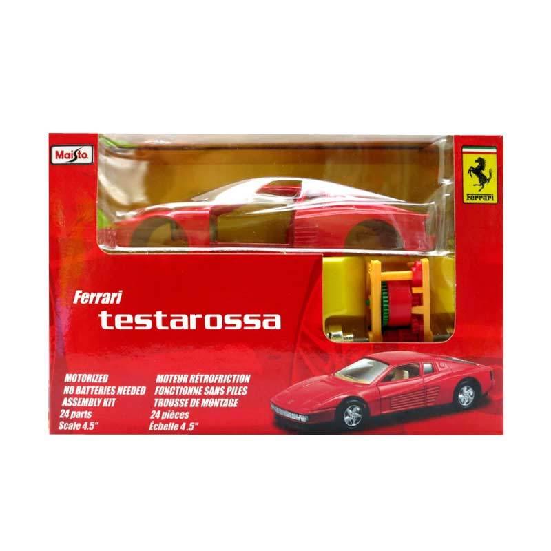 Maisto - 4.5 inch Ferrari Kits Assorted - Testarossa