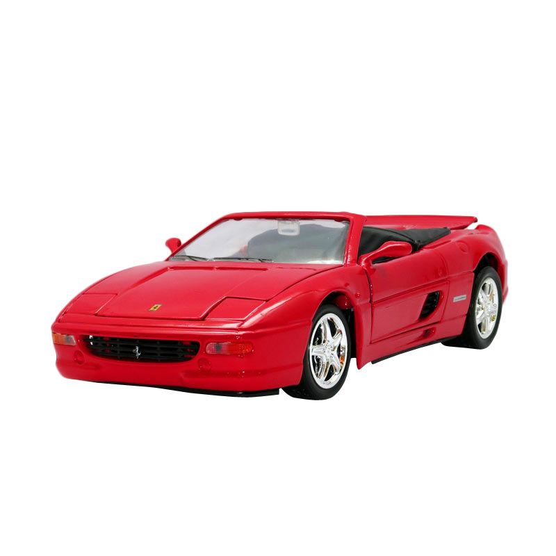 Maisto - Ass. Line - 1:24 Ferrari F355 Spy - Red