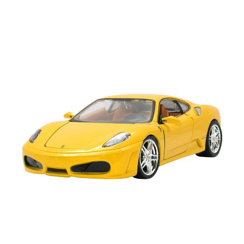 Daily Deals - Maisto - Assemb. Line - 1:24 Ferrari F433 - Yellow