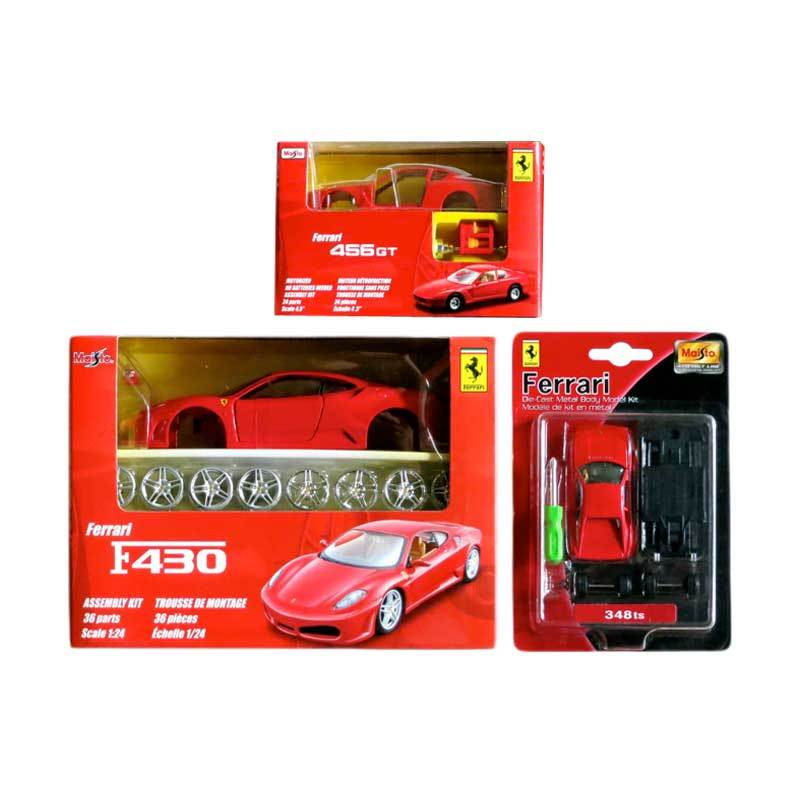 Maisto - Ferrari Kit Package 8