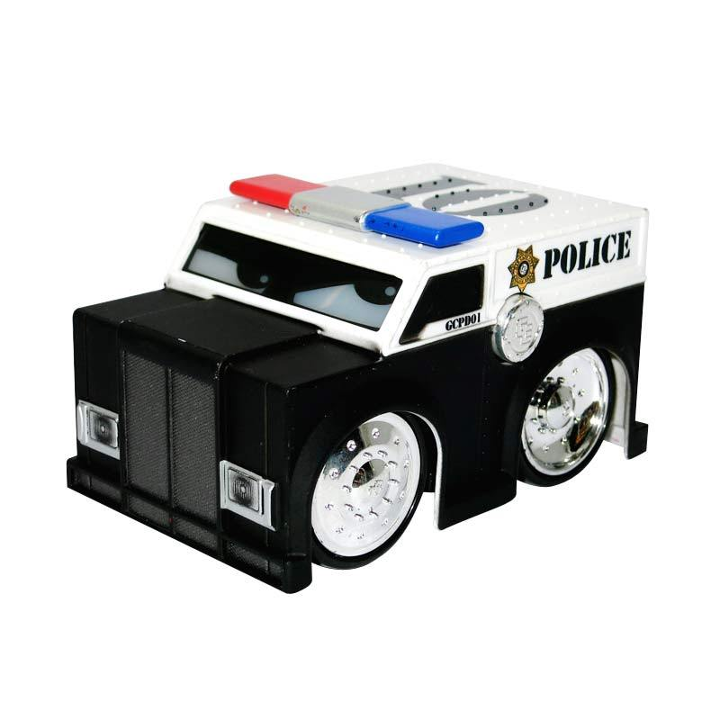 Maisto - GAS CAP - GC Police Cruiser