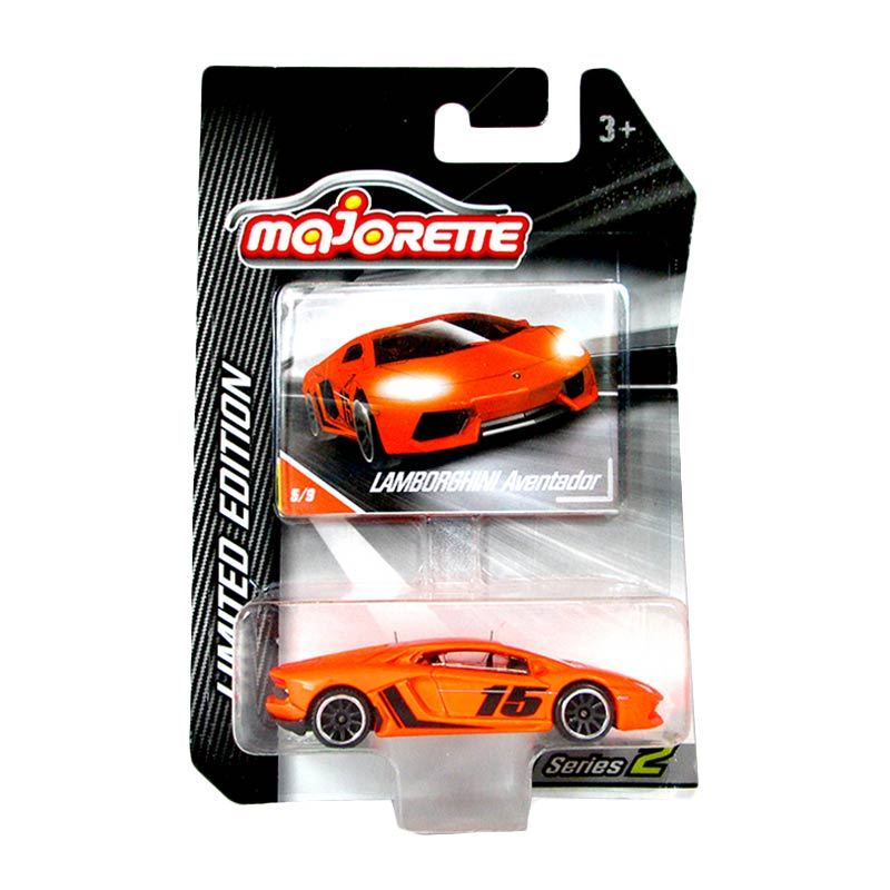 Majorette Series 2 Lamborghini Aventador