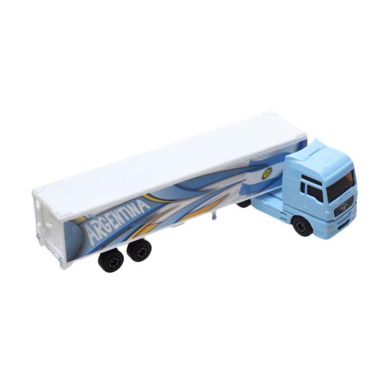 Jual Majorette Truck Box Argentina Online Harga