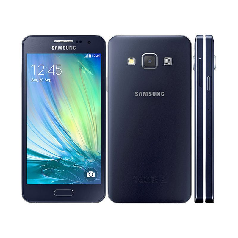 Samsung Galaxy A3 SM-A300 Black Smartphone