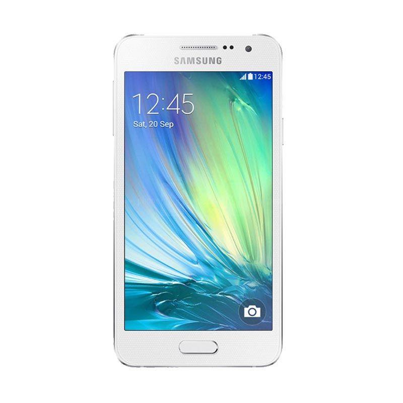 Samsung Galaxy A5 SM-A3500 Putih Smartphone