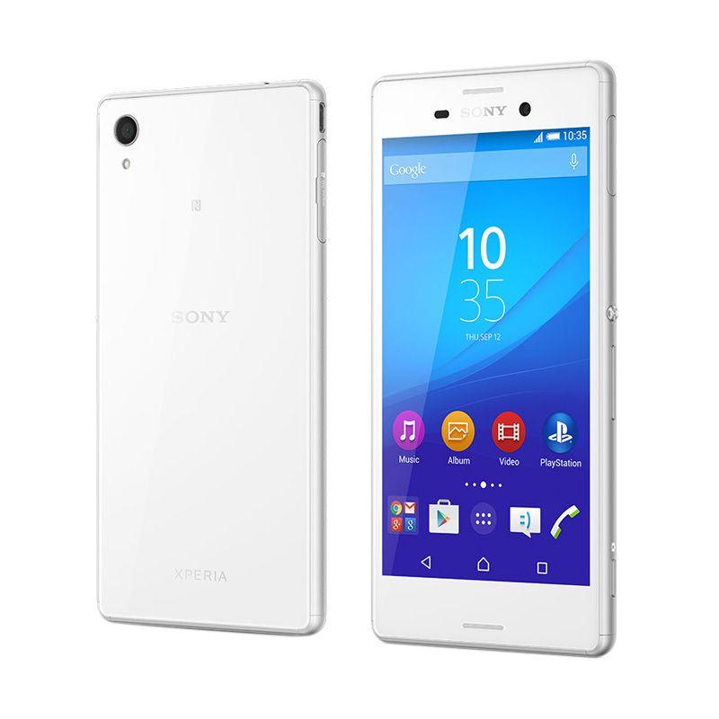 Sony Xperia M4 Aqua White Smartphone