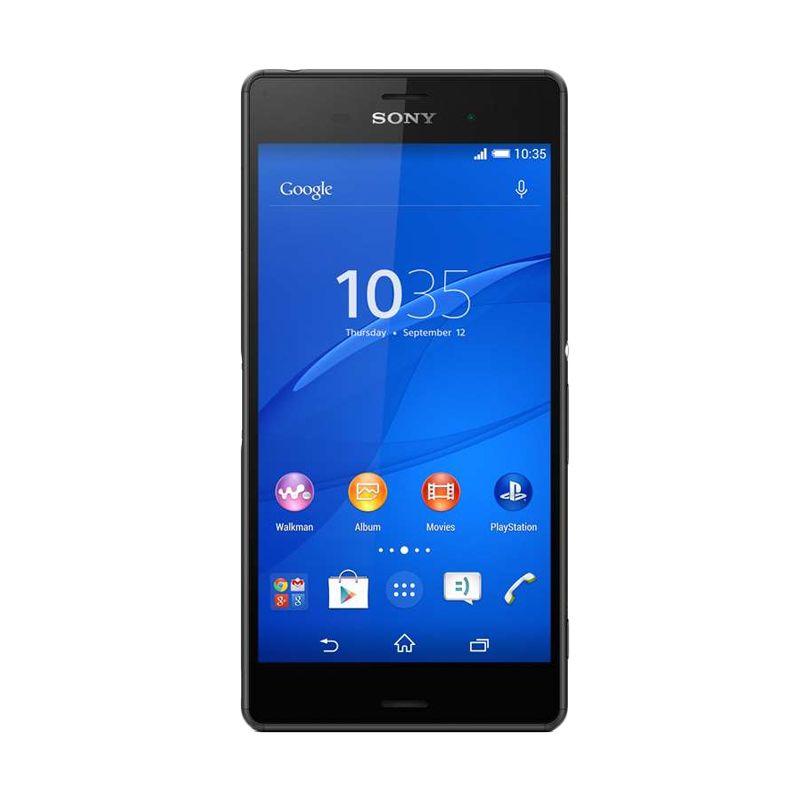 Sony Xperia Z3+ Dual Black Smartphone