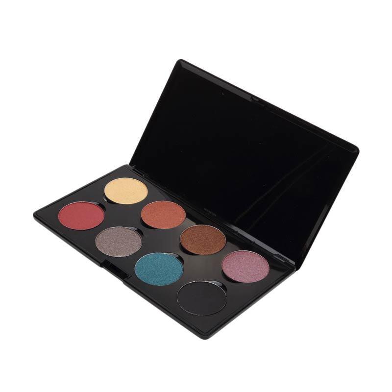 Make Over Shiny Glam Eye Shadow Palette