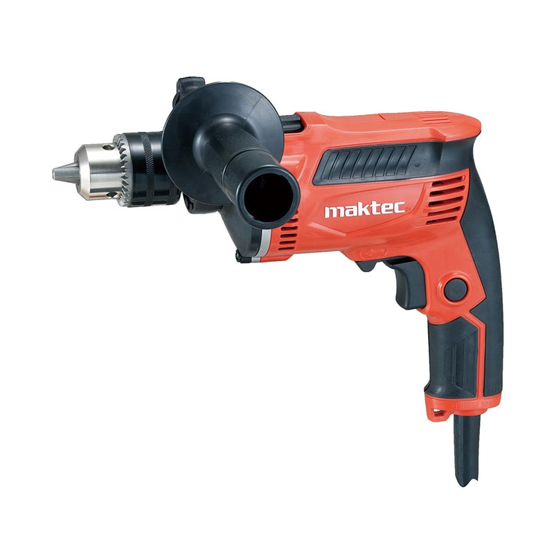 harga Maktec MT 817 Heavy Duty Series Impact Drill - Mesin Bor Beton 13 mm- Orange Blibli.com