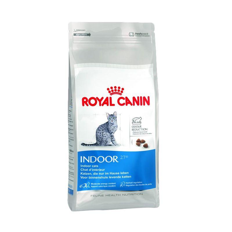 Royal Canin Indoor 27 Makanan Kucing [400 gr]