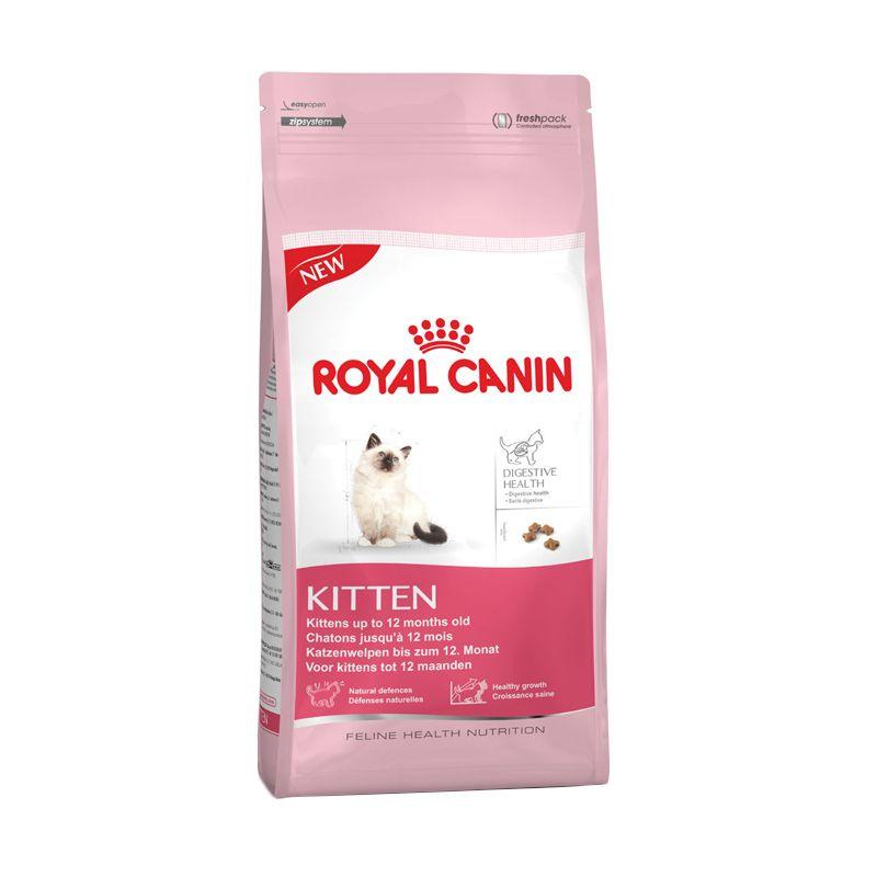 Royal Canin Kitten Makanan Kucing [4 kg]